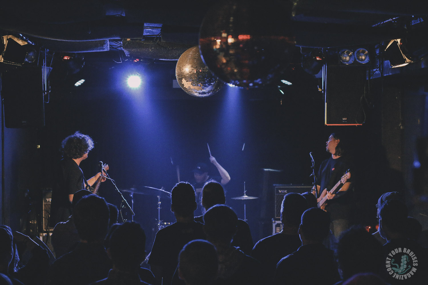 Spielbergs am 03.12.2019 im Lux in Hannover