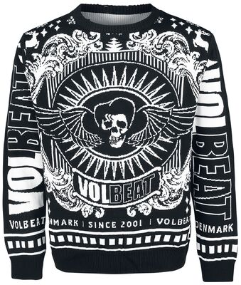 Volbeat Ugly Christmas Sweater