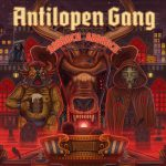 Antilopen Gang - Abbruch Abbruch (Albumcover)