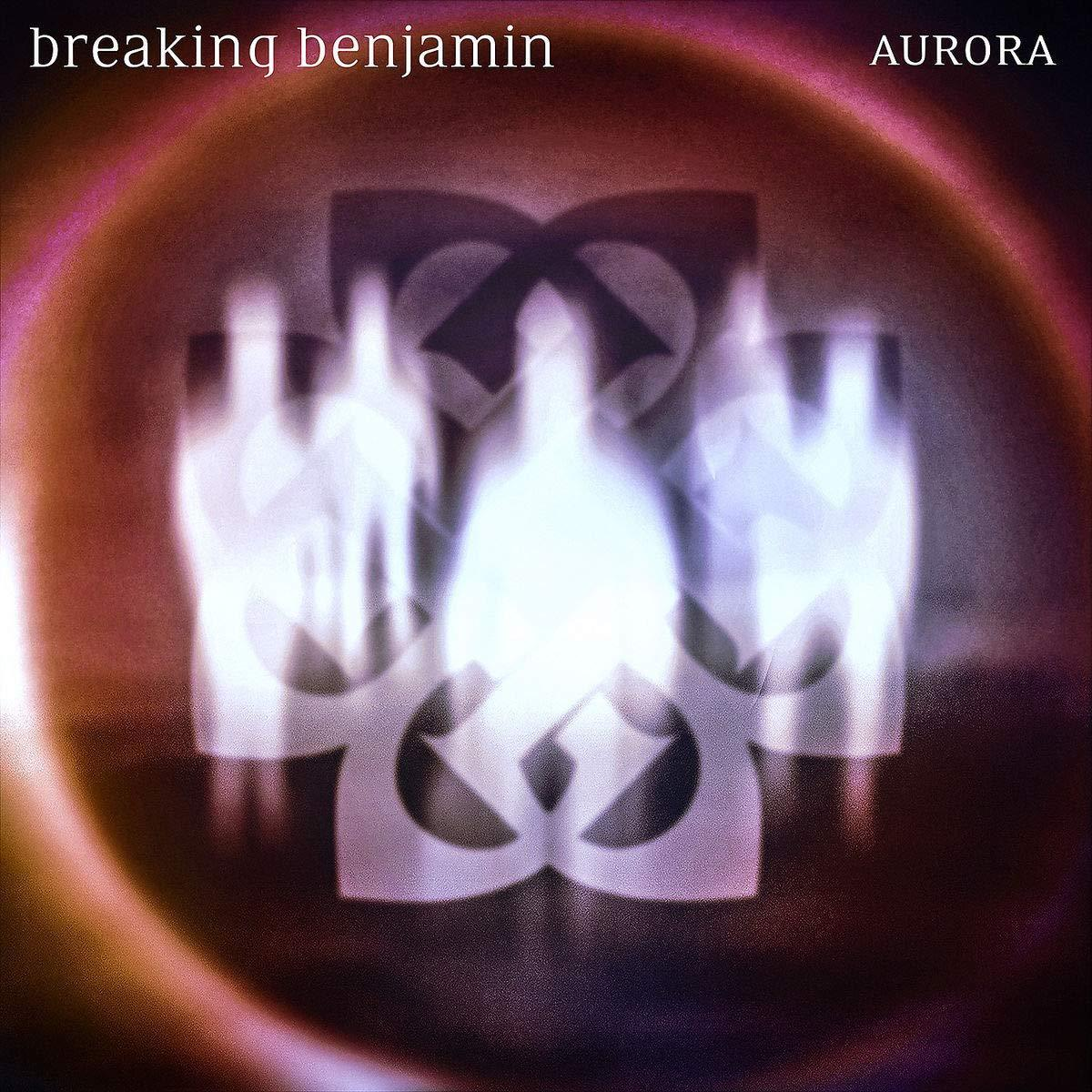 Breaking Benjamin - Aurora (Albumcover)