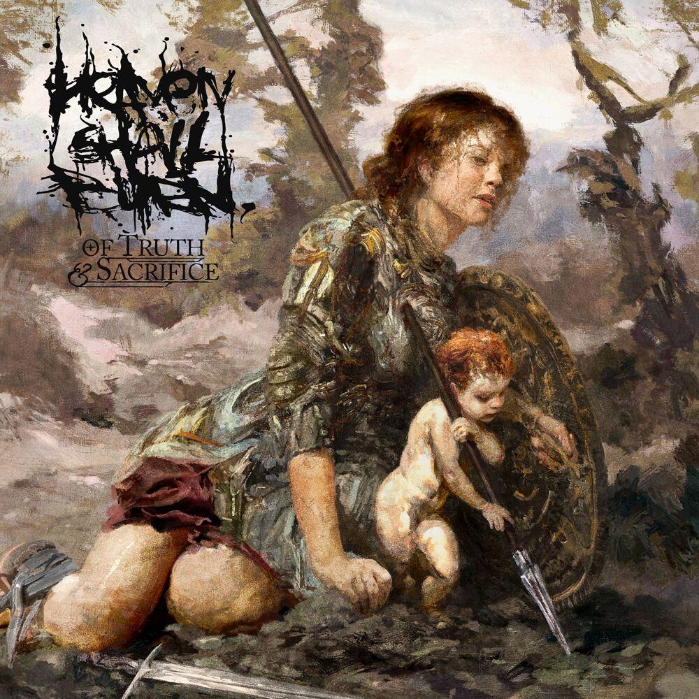 Heaven Shall Burn - Of Truth And Sacrifice Albumcover