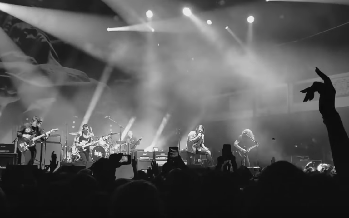 My Chemical Romance Liveshow Reunion 20. Dezember 2019 in Los Angeles