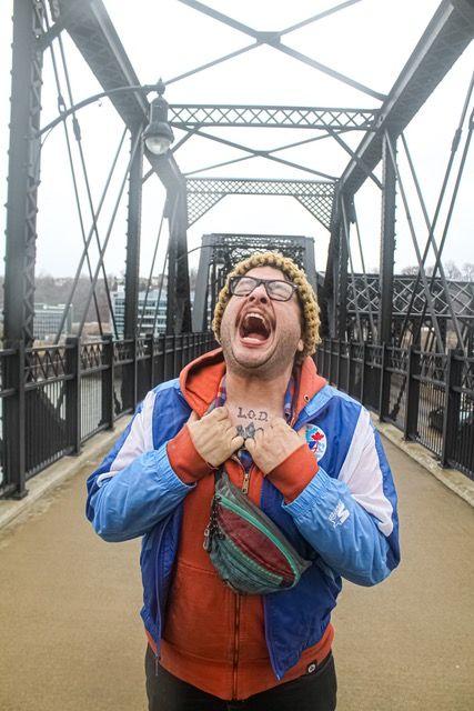 The Homeless Gospel Choir - Portrait Jan20 (Credit Josh Snider)