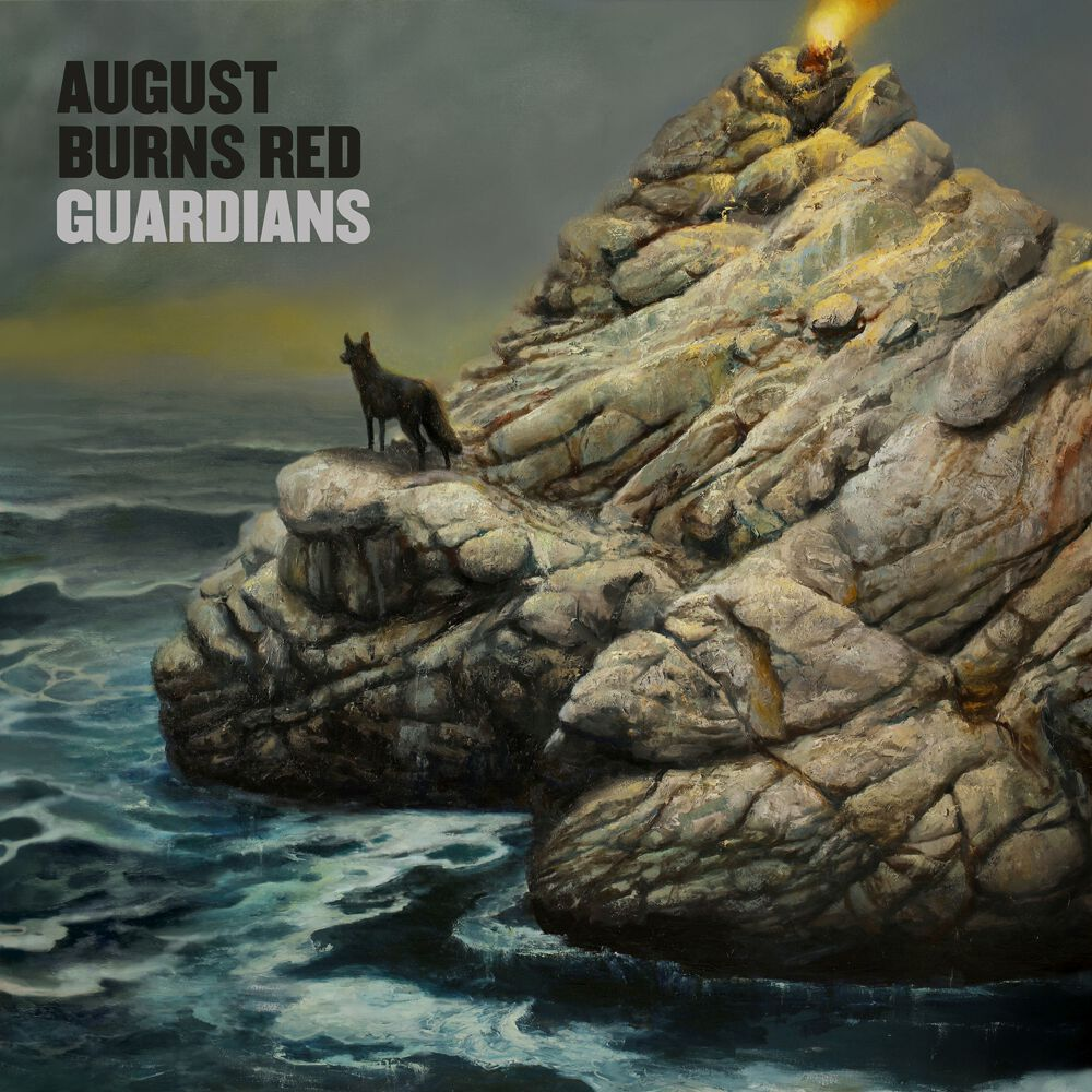 August Burns Red - Guardians Albumcover