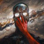 Bury Tomorrow - Cannibal Albumcover