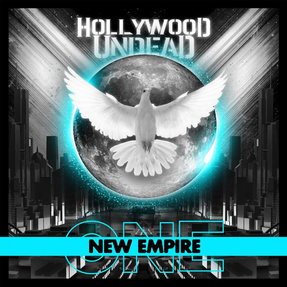 Hollywood Undead - New Empire, Vol. 1 Albumcover (groß)