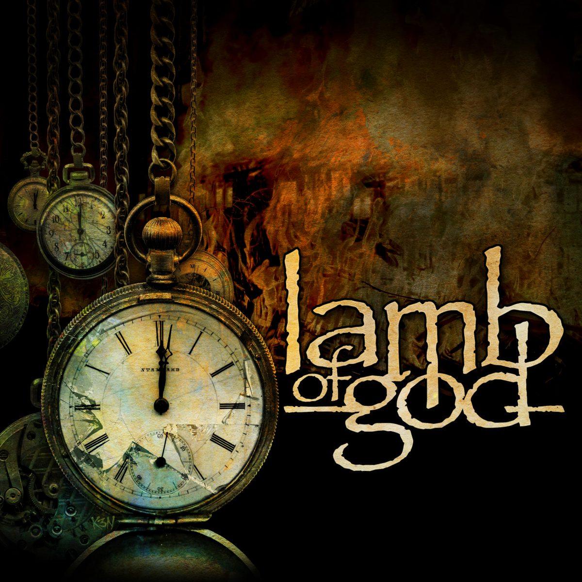 Lamb Of God - Lamb Of God (Albumcover)