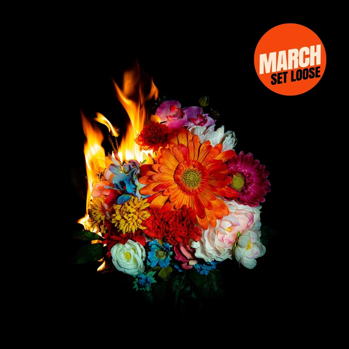 March - Set Loose Albumcover