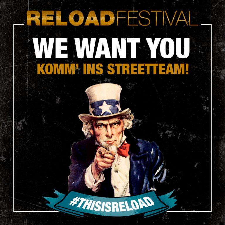 Reload Streetteam 300