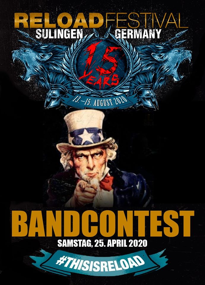 Reload Bandcontest 2020
