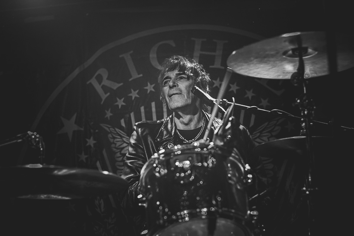 Richie Ramone Foto- Maria Graul LUX Hannover 09032020-9852
