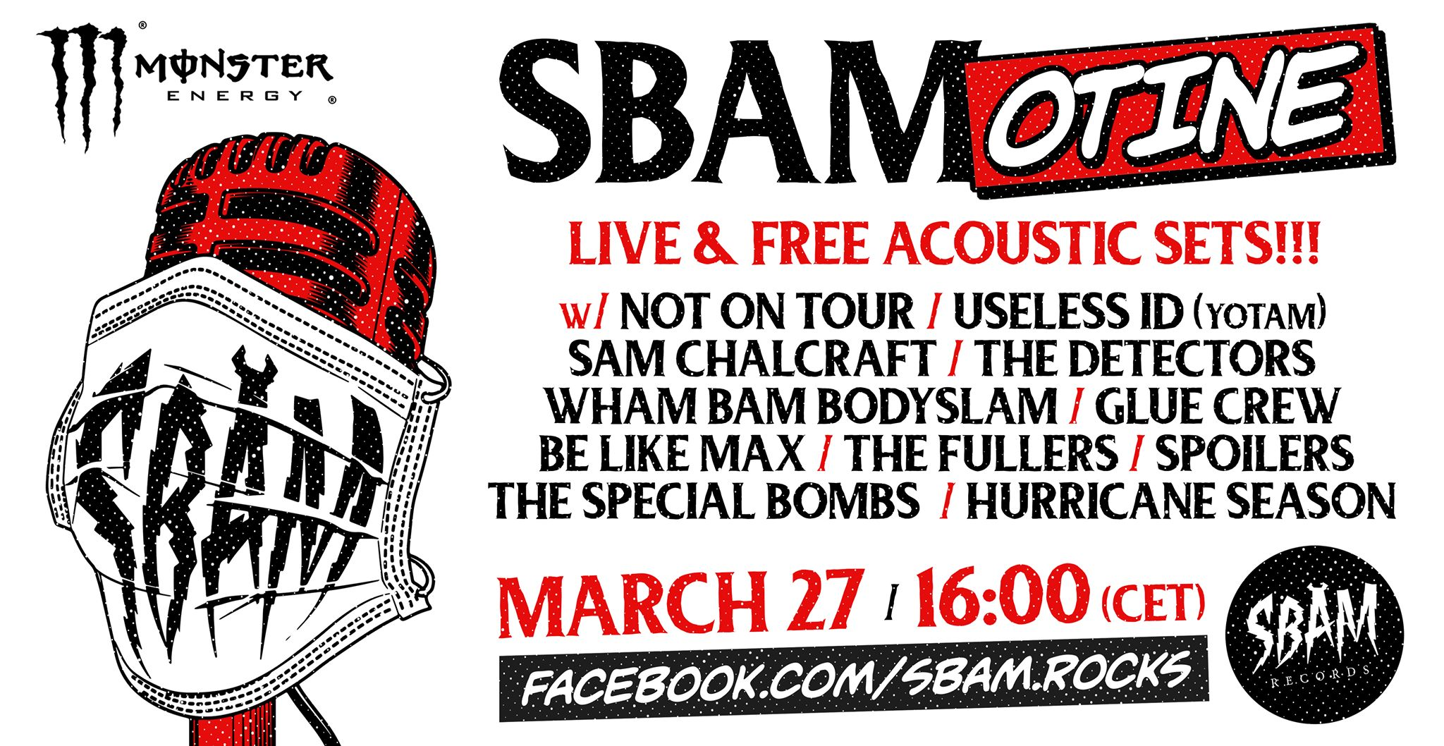 SBAMotine (Live & Free Acoustic Sets)