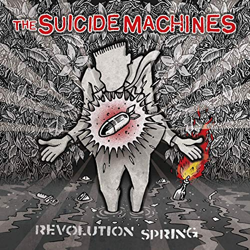 The Suicide Machines Revolution Spring Albumcover