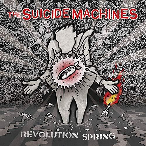 The Suicide Machines Revolution Spring Albumcover