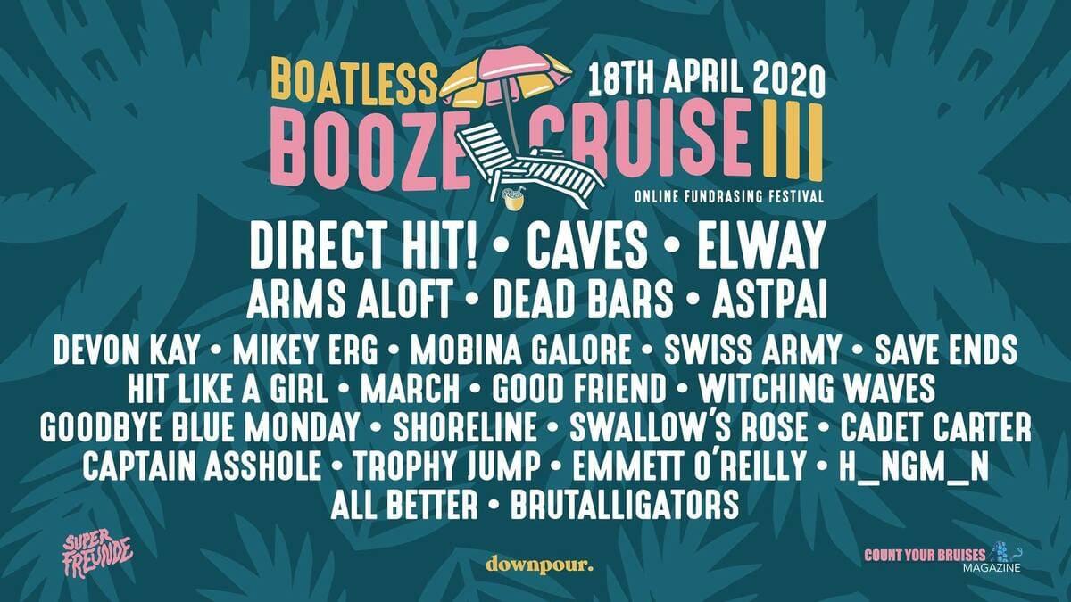 Boatless Booze Cruise III