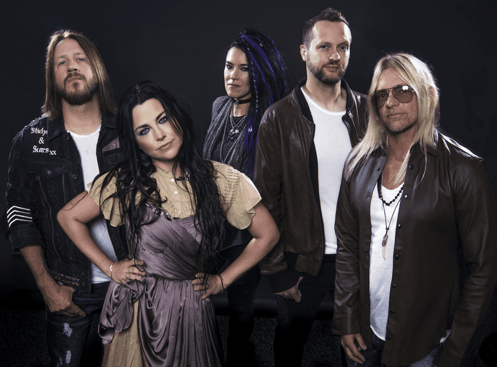 Evanescence-News