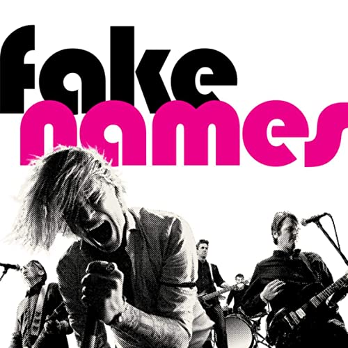 Fake Names s/t Albumcover
