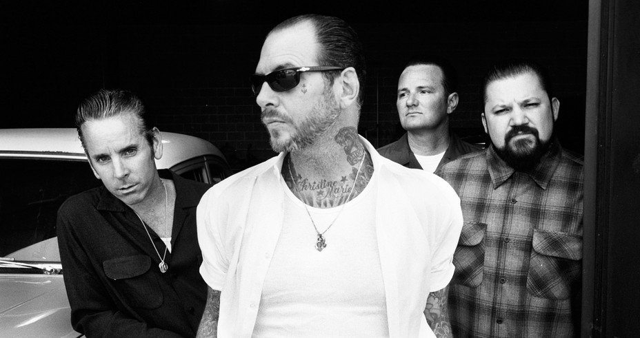 Social Distortion News