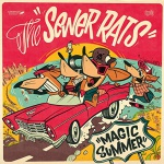 The Sewer Rats_Magic Summer_Cover_