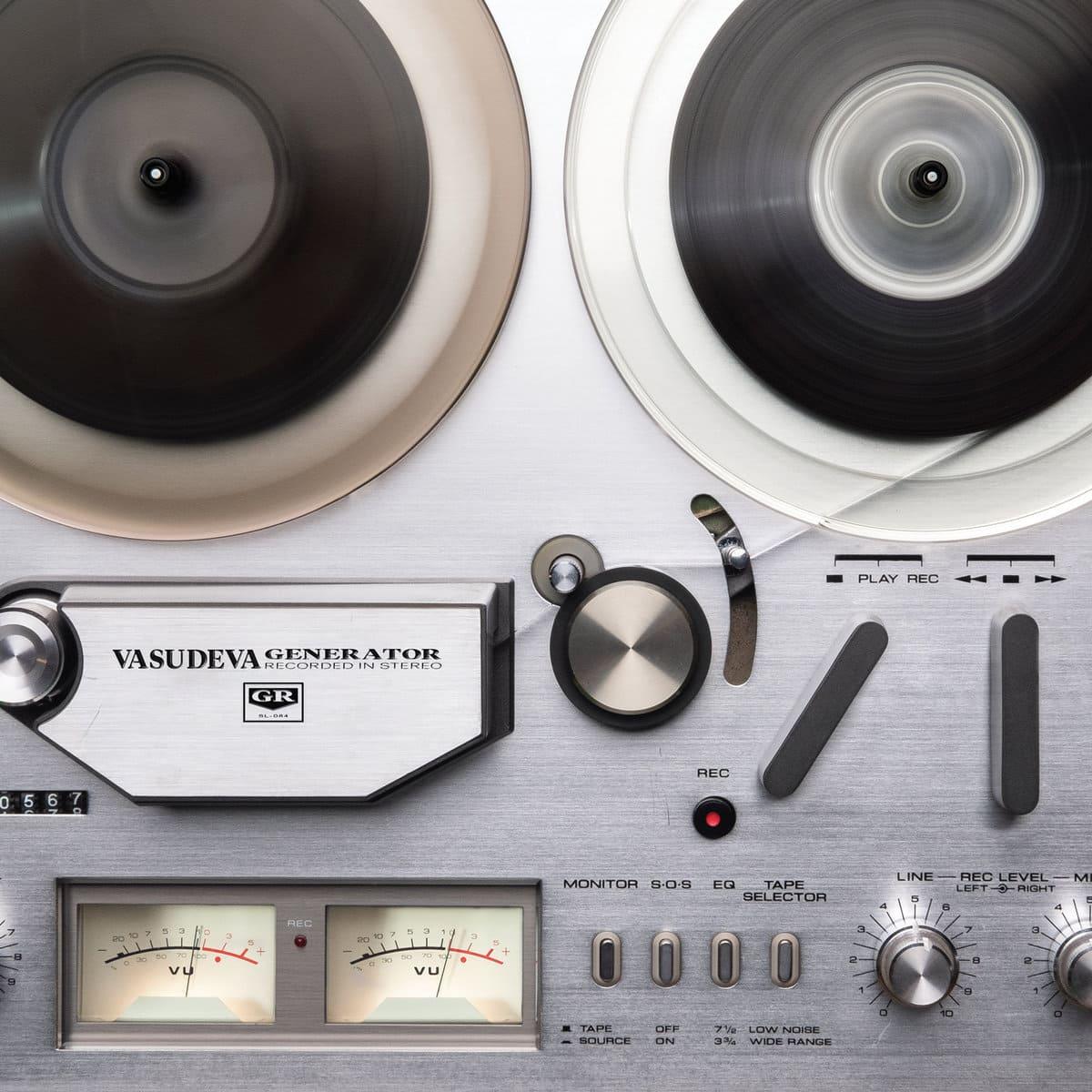 Vasudeva - Generator Albumcover