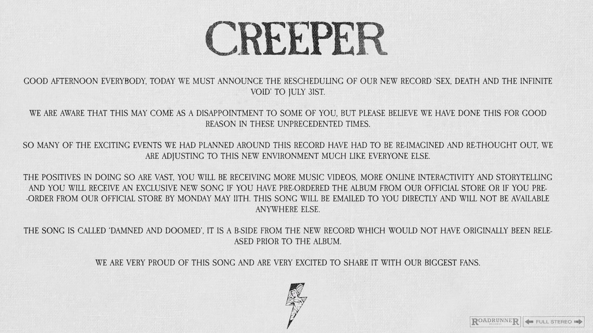 Creeper News