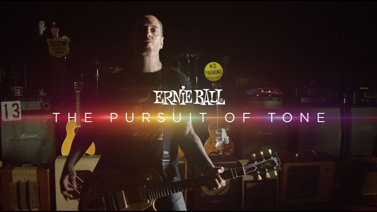 Ernie Ball Mike Ness Doku News