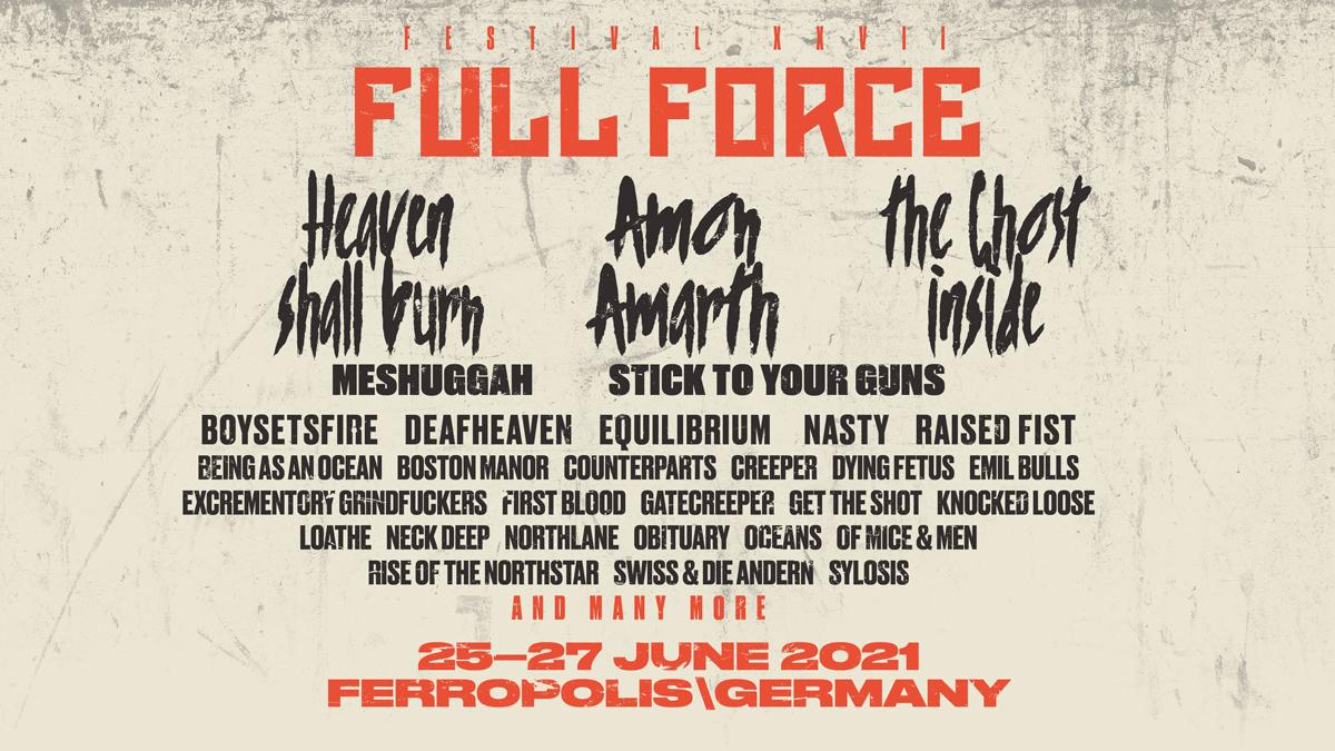 Full Force Festival 2021