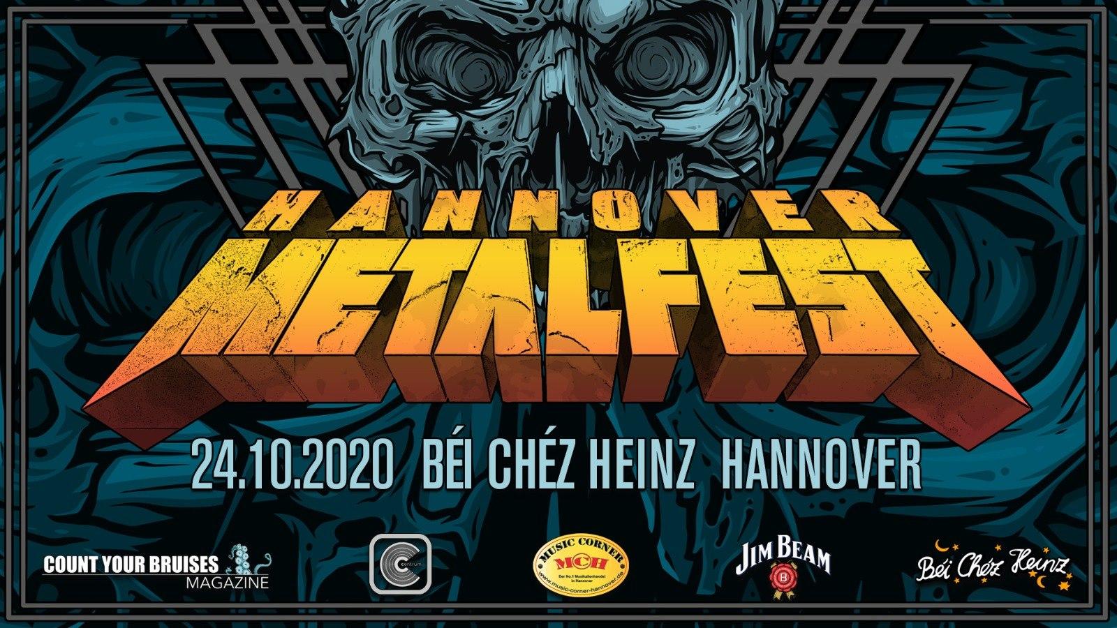 Hannover Metalfest 2020 News