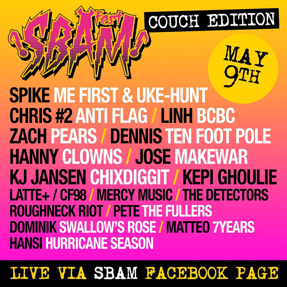 SBÄM FEST COUCH EDITION 1