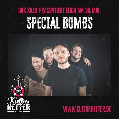 Special Bombs Kulturretter Stream News