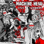 Machine Head - Civil Unrest Albumcover