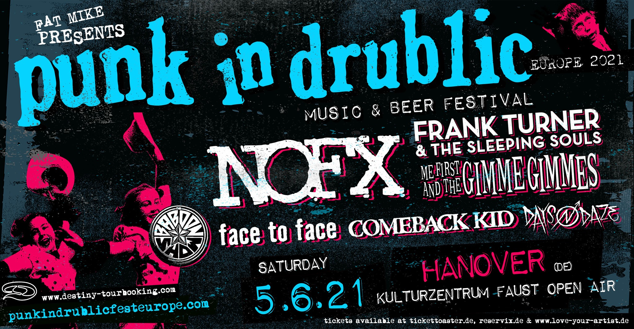 Punk In Drublic 2021 Hannover