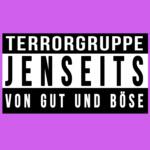 Terrorgruppe - Jenseits von Gut und Böse Albumcover