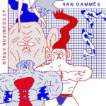 Van Dammes Risky Business Cover
