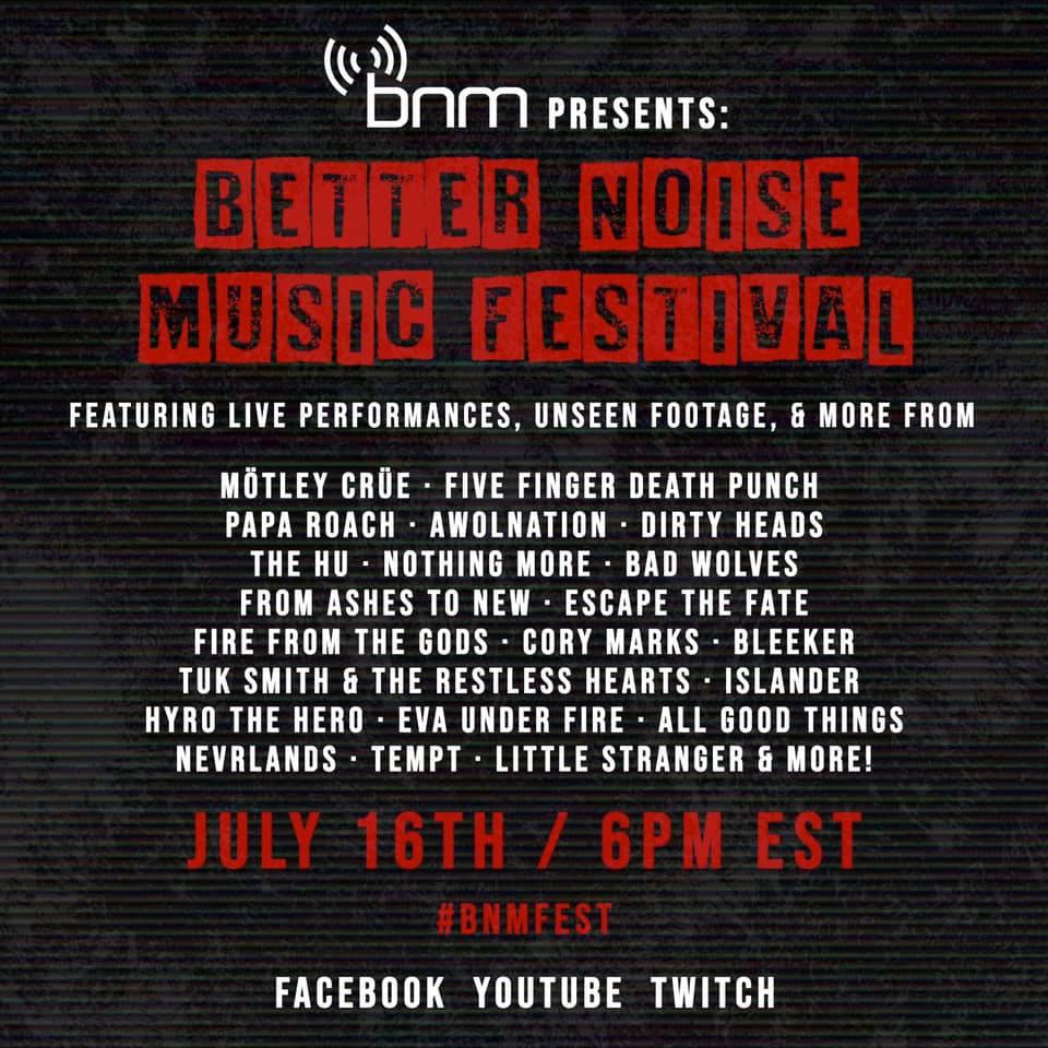 Better Noise Music Festival