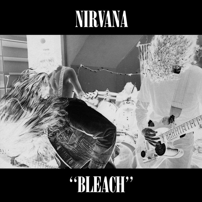Nirvana Bleach Debütalbum 10 Fakten