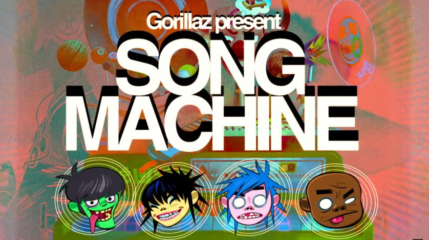 Gorillaz Screenshot