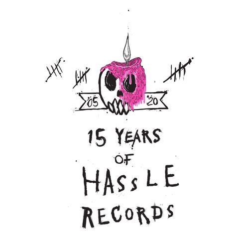 Hassle Records 15. Jubiläum