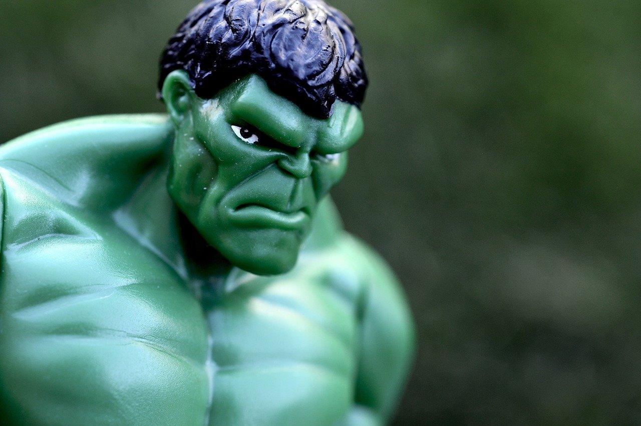 Hulk 10 Songs um mal so richtig Dampf abzulassen