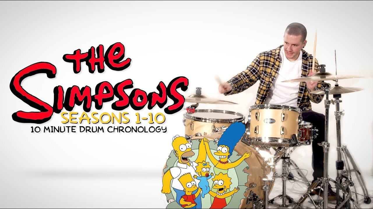 Kye Smith The Simpsons Drum Chronology