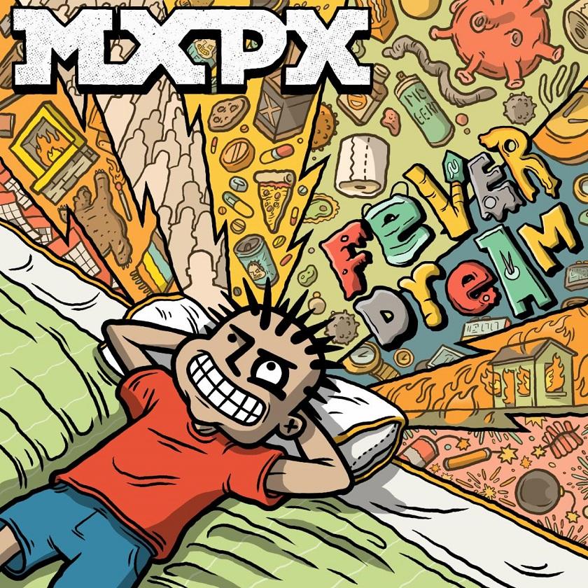 MXPX Fever Dream News