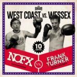 NOFX / Frank Turner - West Coast vs. Wessex Albumcover