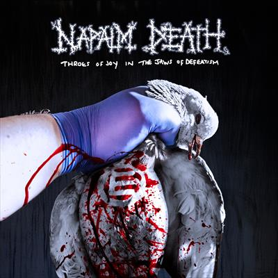 Napalm Death Cover Throes of Joy in the Jaws of Defeatism
