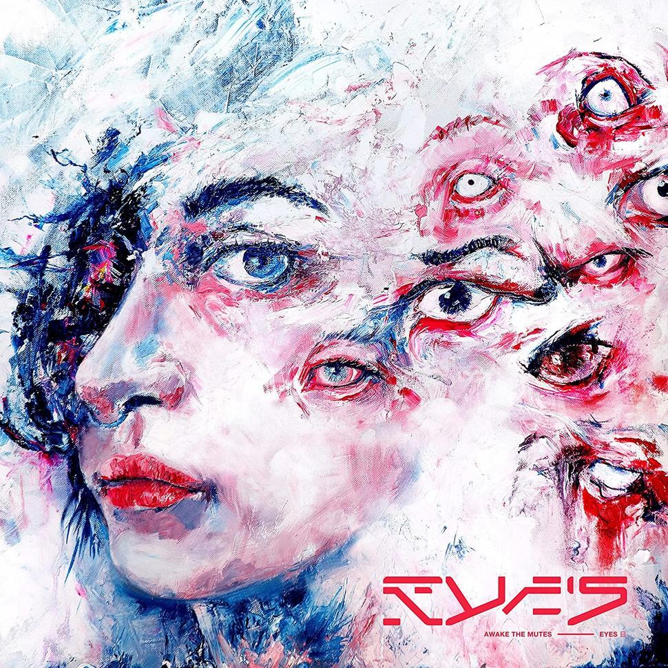 Awake The Mutes Eyes Albumcover