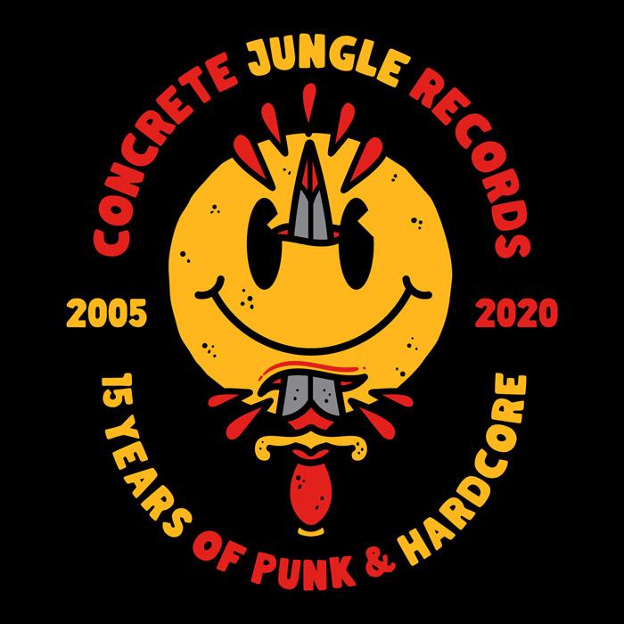 Concrete Jungle Records Sampler 15 Jubiläum News