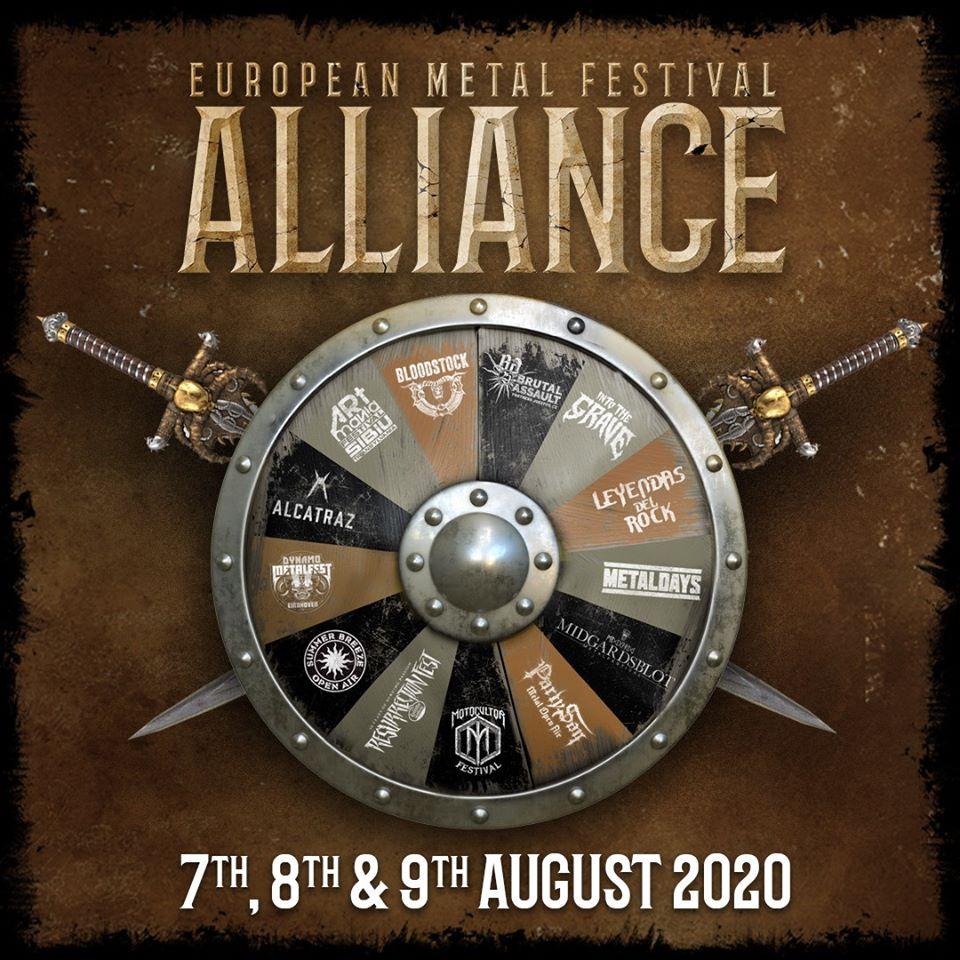 European Metal Festival Alliance News
