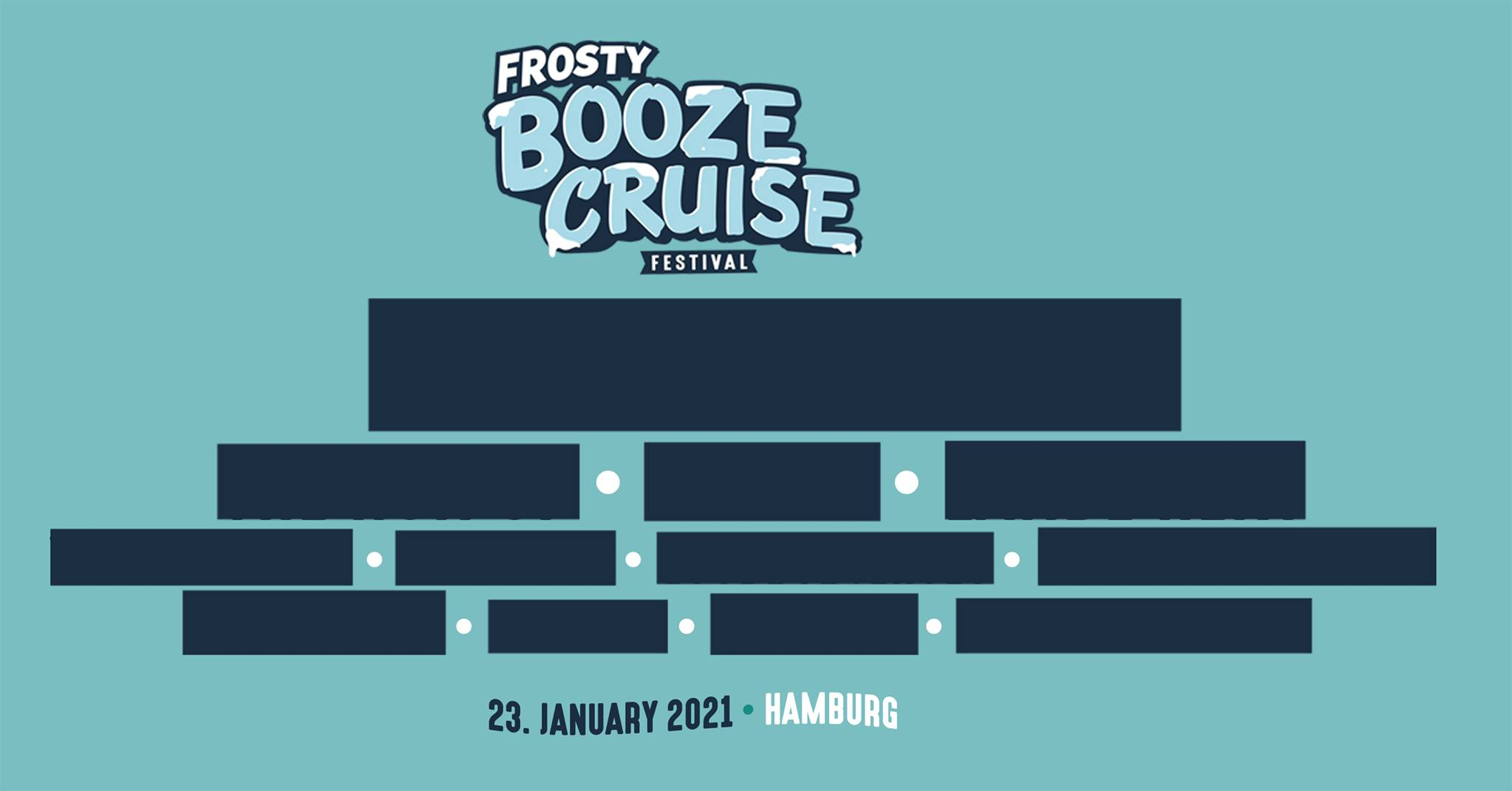 Frosty Booze Cruise III Hamburg