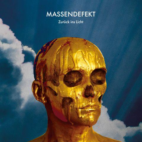 Massendefekt - Zurück ins Licht Albumcover