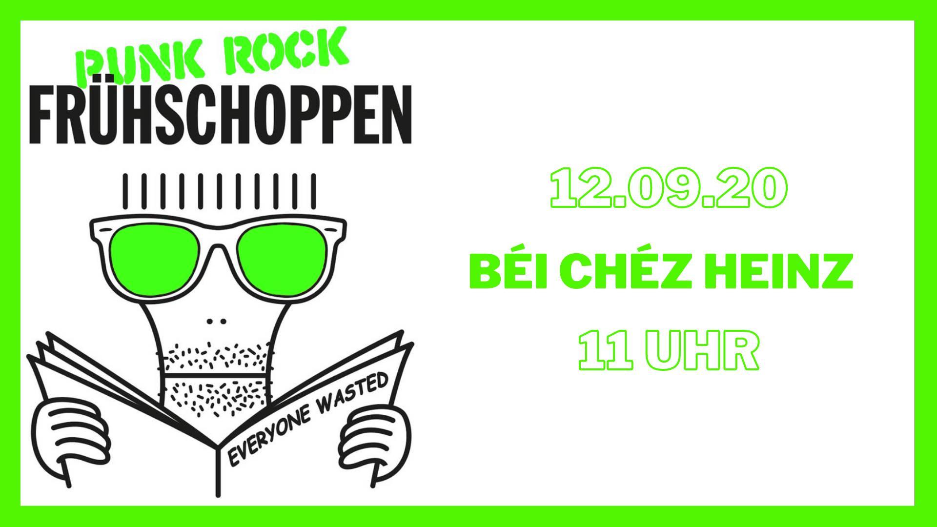 Punk Rock Frühshoppen Newso
