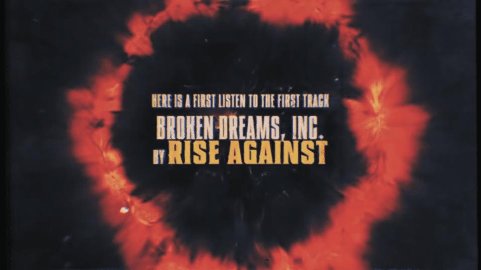 Rise Against DC Comics News